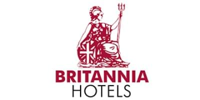Britannia Newcastle Airport Logo