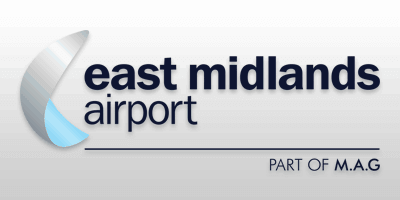 East Midlands Airport Mid-Stay 2 Parking Logo
