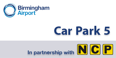 Birmingham Airport Car Park 5 Ncp Long Stay Bhx Parking