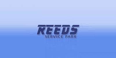 Reeds Service Park Heathrow Airport Logo