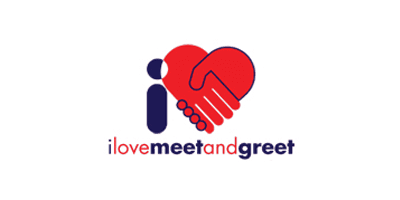 I Love Meet & Greet Parking Gatwick Airport Logo