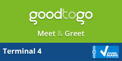 Good To Go Meet & Greet Terminal 4 Heathrow Airport Logo