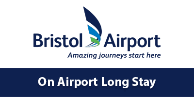 Bristol Airport Long Stay BRS2 logo