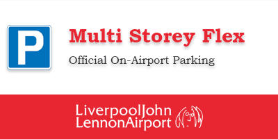 Liverpool Airport Multi-Storey Car Park Logo