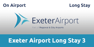 Exeter Airport Long Stay 3 Parking EXT7