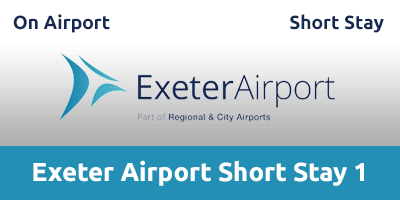 Exeter Airport Short Stay Car Park 1 Parking EXTB