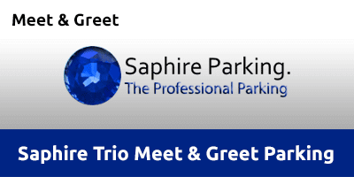 Saphire Trio Meet & Greet London City Airport LCY2
