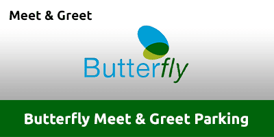 Butterfly Meet & Greet Parking London City Airport LCY6