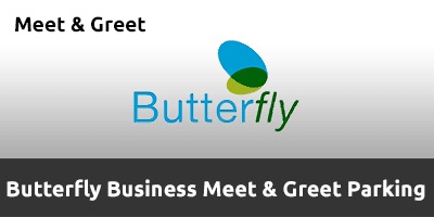 Butterfly Business Meet & Greet Parking London City Airport LCY7
