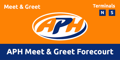APH Meet & Greet Forecourt Gatwick Airport LGA7