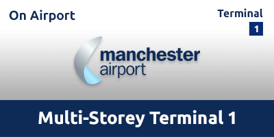 Manchester Airport Multi-Storey Terminal 1 Manchester Airport MANA