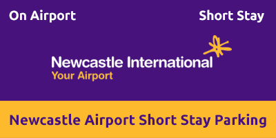 Newcastle Airport Short Stay Parking NCLA