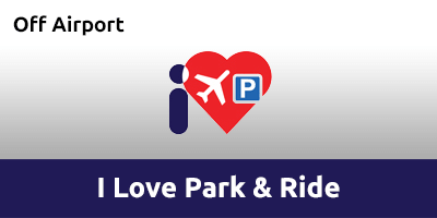 I Love Park & Ride Stansted Airport STA2