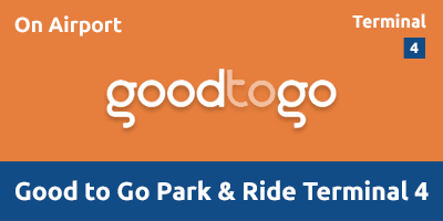 Good To Go Park And Ride Terminal 4 LHGO