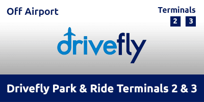 Drivefly Park & Ride Heathrow T2 & T3 Heathrow Airport LHW1