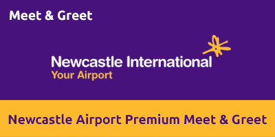Newcastle Airport Premium Meet & Greet NCLT