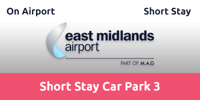 East Midlands Airport Short Stay 3 EMAC
