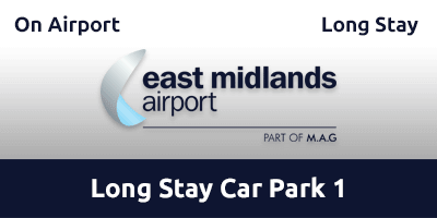 East Midlands Airport Long Stay Car Park 1 EMAF