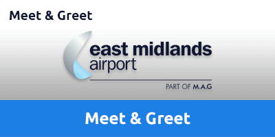 Meet & Greet East Midlands Airport EMAV