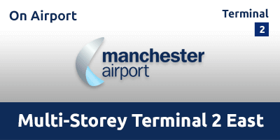 Manchester Airport Multi-Storey Terminal 2 East MANB
