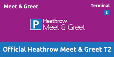 Good To Go Meet & Greet T2 Heathrow Airport LHW7