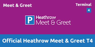 Good To Go Meet & Greet Heathrow Airport LHW9