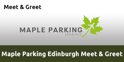 Maple Parking Edinburgh Meet & Greet EIA2