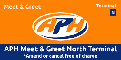 APH Meet & Greet North Terminal Gatwick Airport LGMN