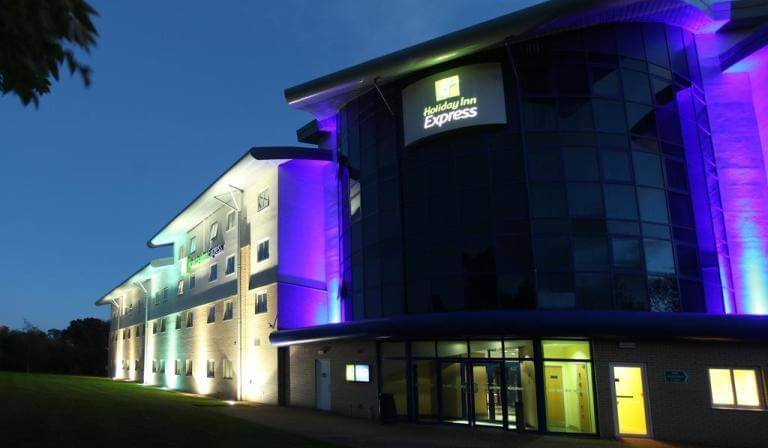 Southampton Airport Hotel Exterior
