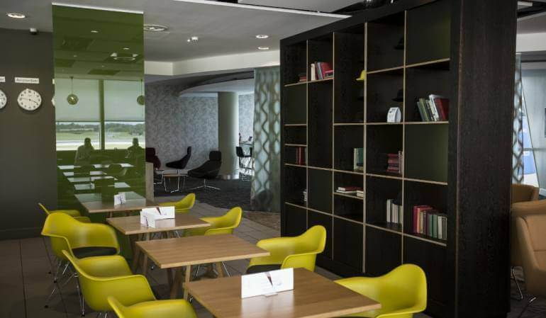 Terminal 3 Library