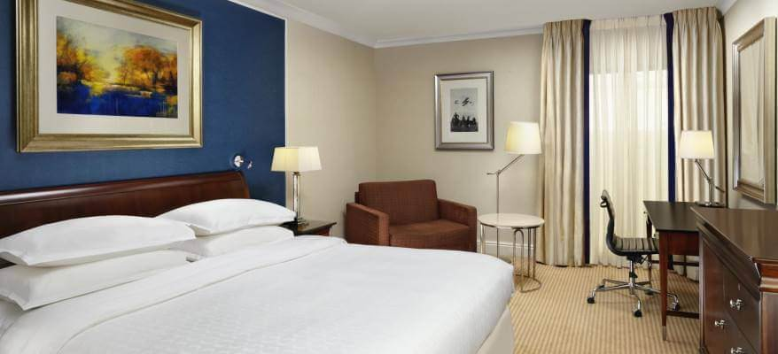 Sheraton Skyline Hotel Heathrow Double