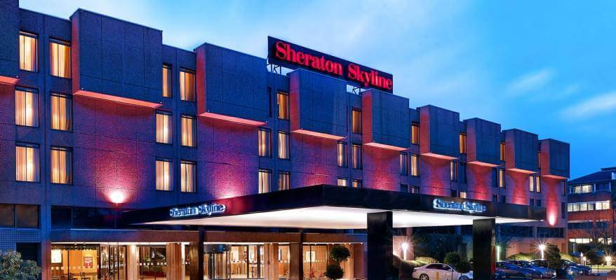 Sheraton Skyline Hotel Heathrow Exterior
