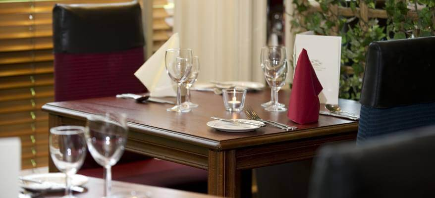 The Normandy Hotel With Hotel Parking Glasgow International Airport Table For 2
