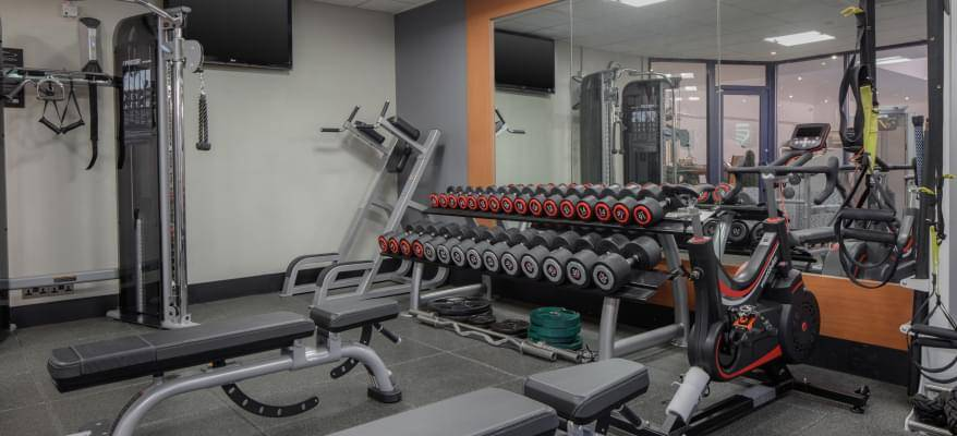 Hilton East Midlands Gym