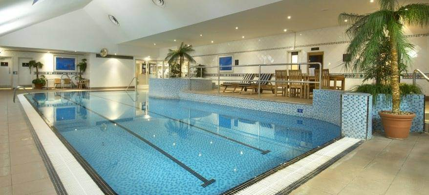 Hilton East Midlands Pool