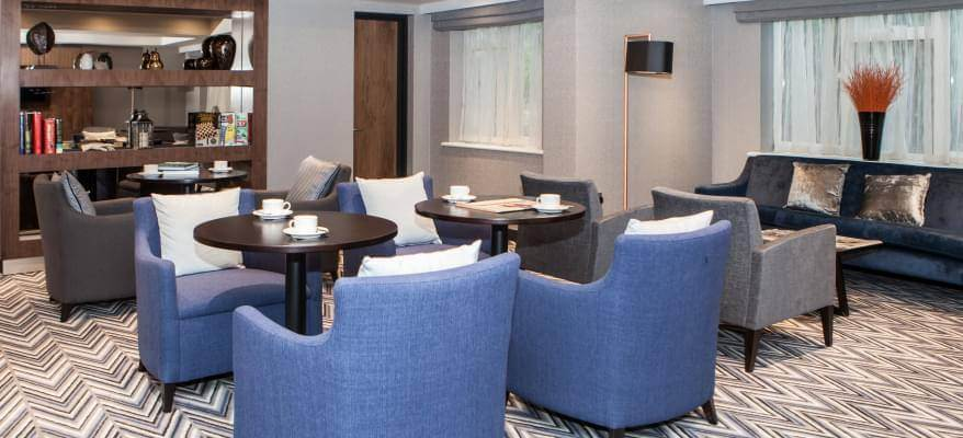 Crowne Plaza Felbridge Hotel Lounge