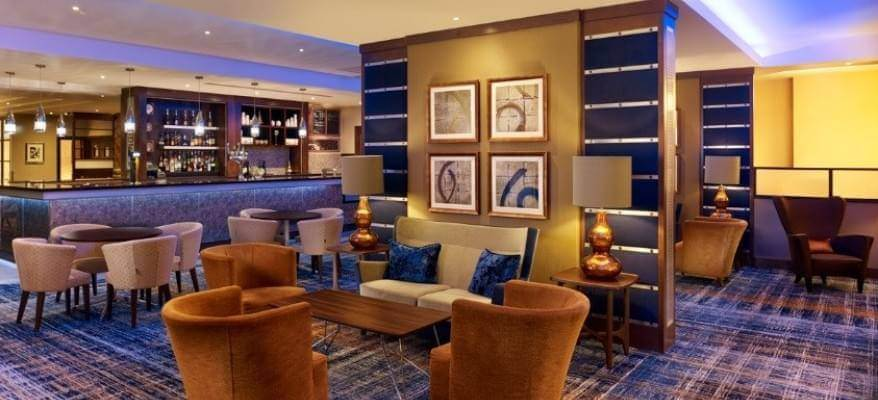 Crowne Plaza London Gatwick Lounge