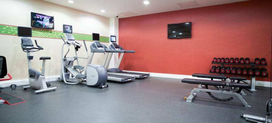 Hampton By Hilton Gatwick Airport Gym