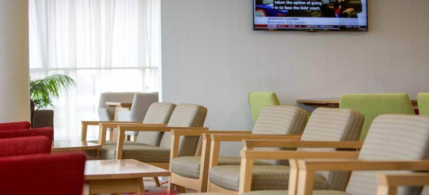 Hampton By Hilton Gatwick Airport Seating