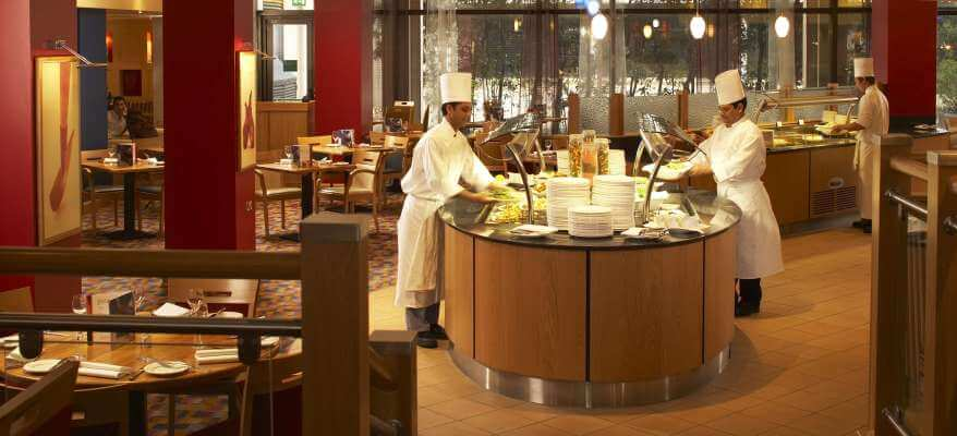 Hilton London Gatwick Airport Restaurant