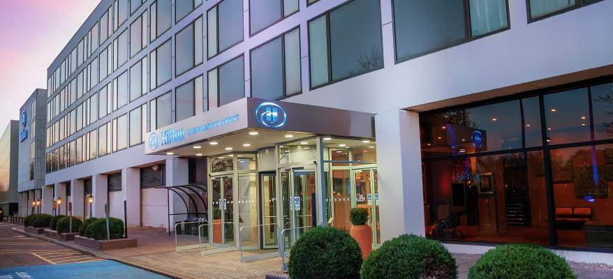 Hilton London Gatwick Airport GATHI Exterior