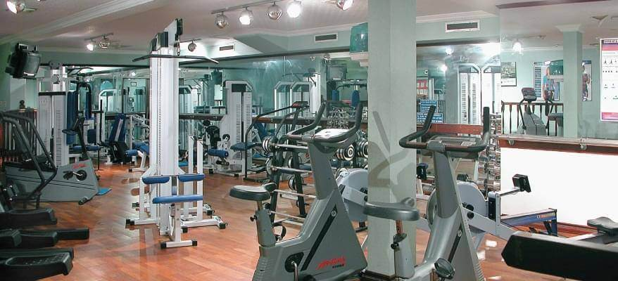 Britannia Country House Gym