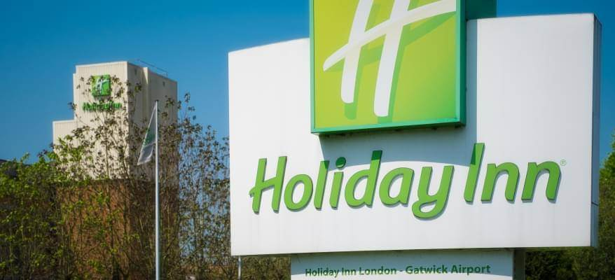 Holiday Inn London - Gatwick Airport Exterior