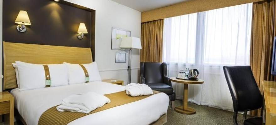 Holiday Inn Glasgow International Airport King DBL