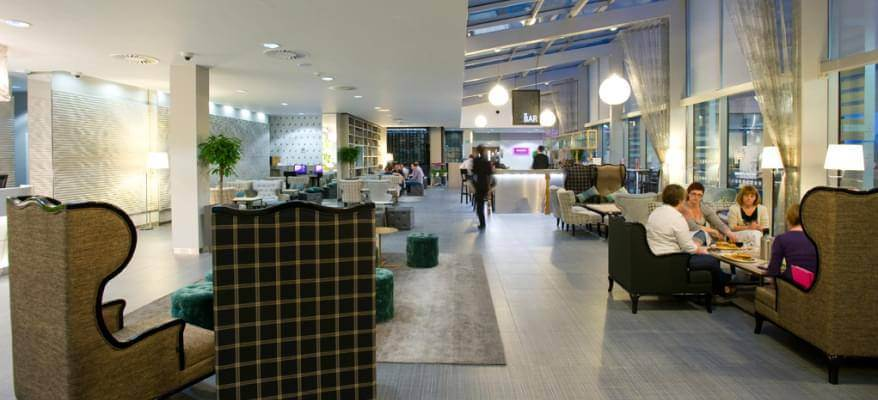 Radisson Blu East Midlands Airport Bar Restaurant