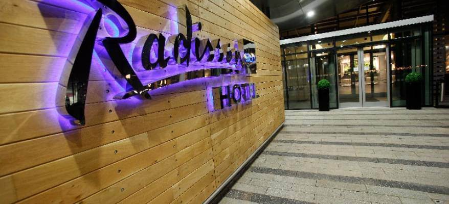 Radisson Blu East Midlands Airport Exterior