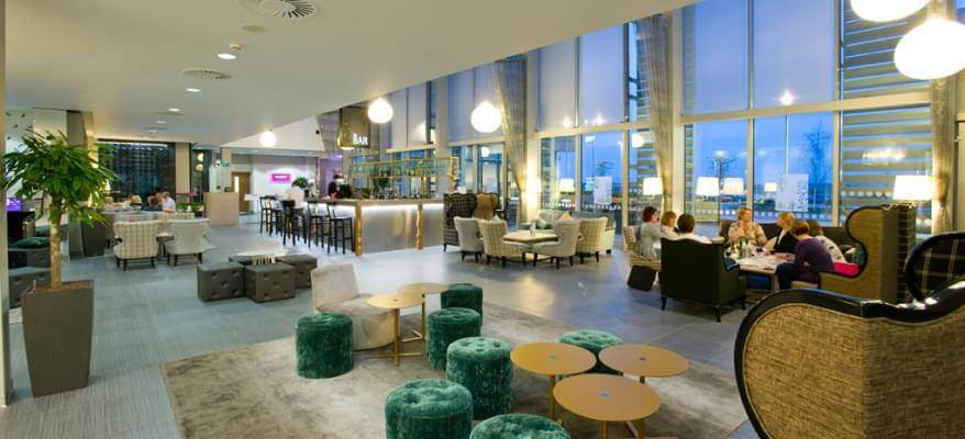 Radisson Blu East Midlands Airport Public Area