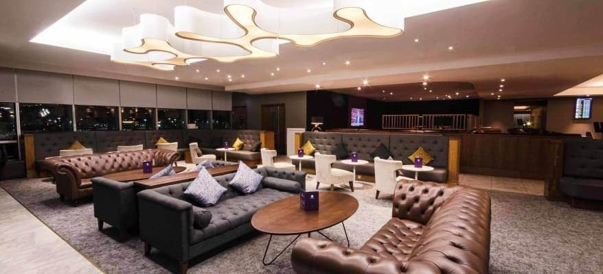 No1 Lounge North Terminal Gatwick Airport LGWN lounge