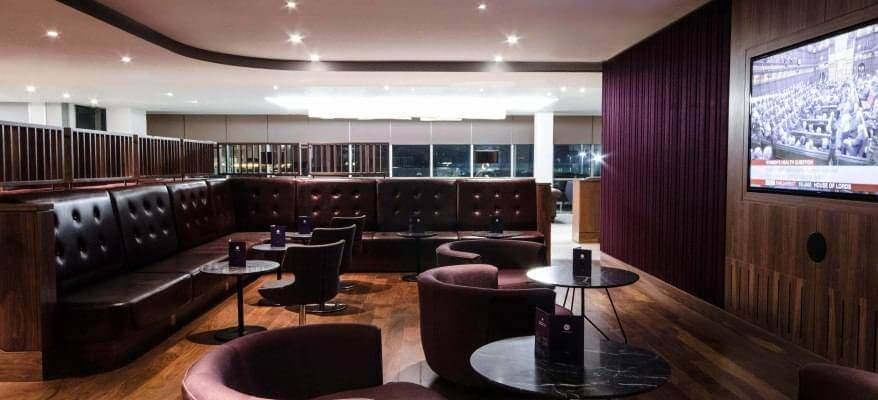 No1 Lounge North Terminal Gatwick Airport Sports Lounge