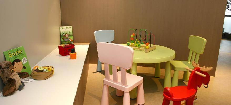 The Causeway Lounge Belfast International Airport Childrens Area